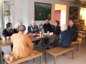 Chinees bezoek in Breda