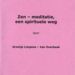 Greetje Limpens _ Zen-meditatie, een spirituele weg _ voorblad