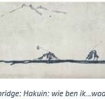 Hakuin, blind men crossing the bridge